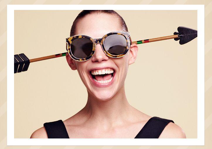 3f0072e902 Karen Walker Sunglasses SS 2016