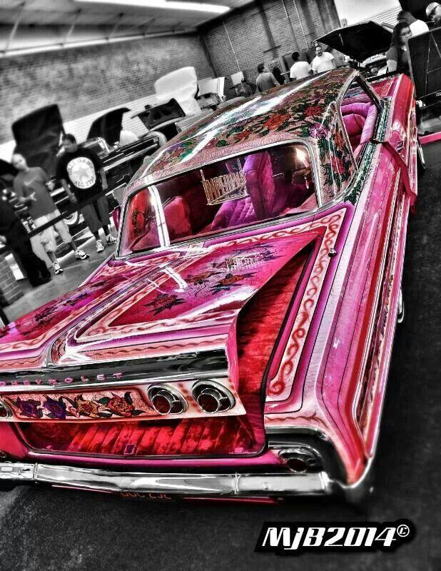 Gypsy Rose Lowrider Custom Cars Impala Dream Cars