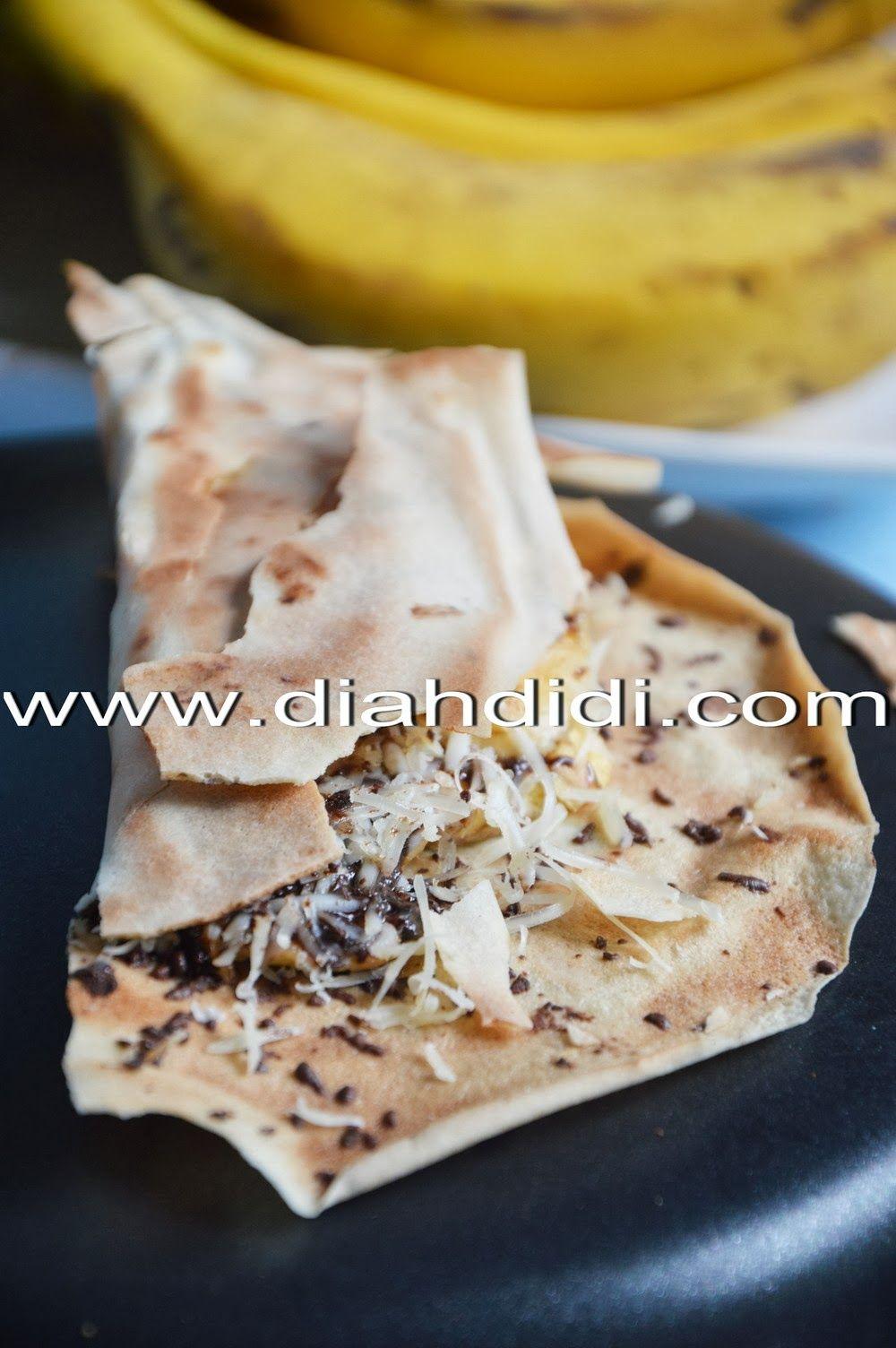 Crepe Maker Wajan Kewalik Dan Resep Kue Leker Jadul Resep Masakan Makanan Resep Kue