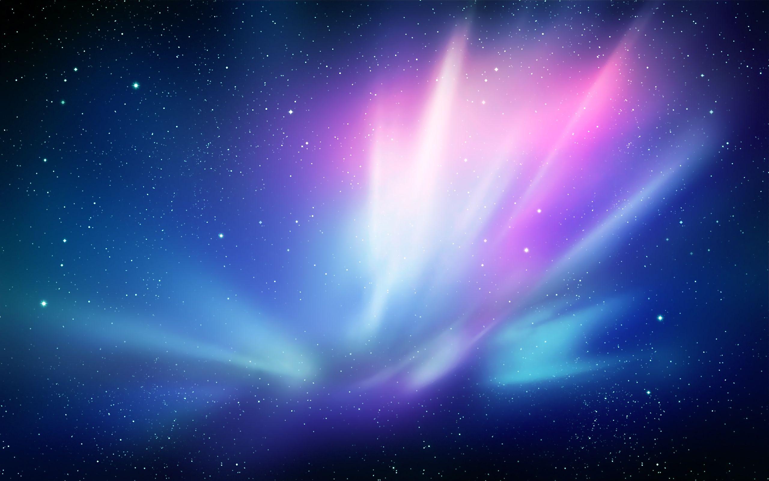 Galaxy Purple Aurora Space desk top Pinterest