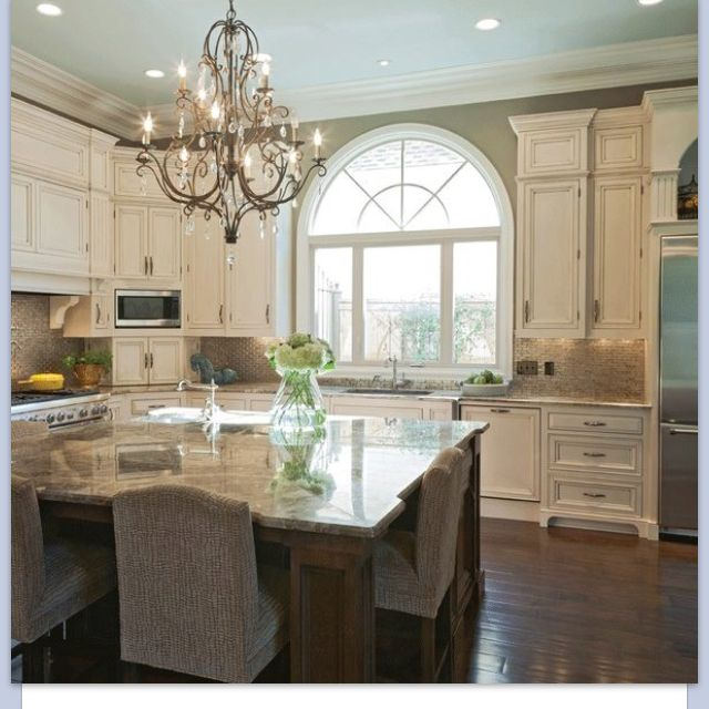 Best Elegant Kitchen Beautiful Kitchens Romantic Kitchen 640 x 480
