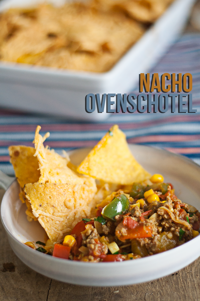 Nacho ovenschotel - The answer is food