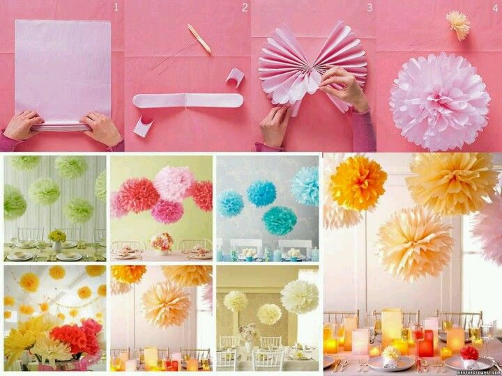 Bola de papel manualidades pinterest bolas de papel for Papel de decoracion