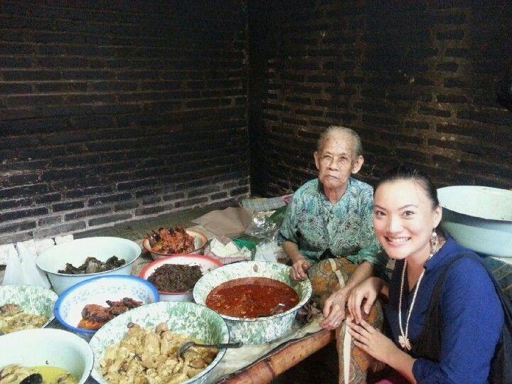 Mangut Lele Mbah Marto In Dusun Geneng Sewon Bantul Yogyakarta Indonesia