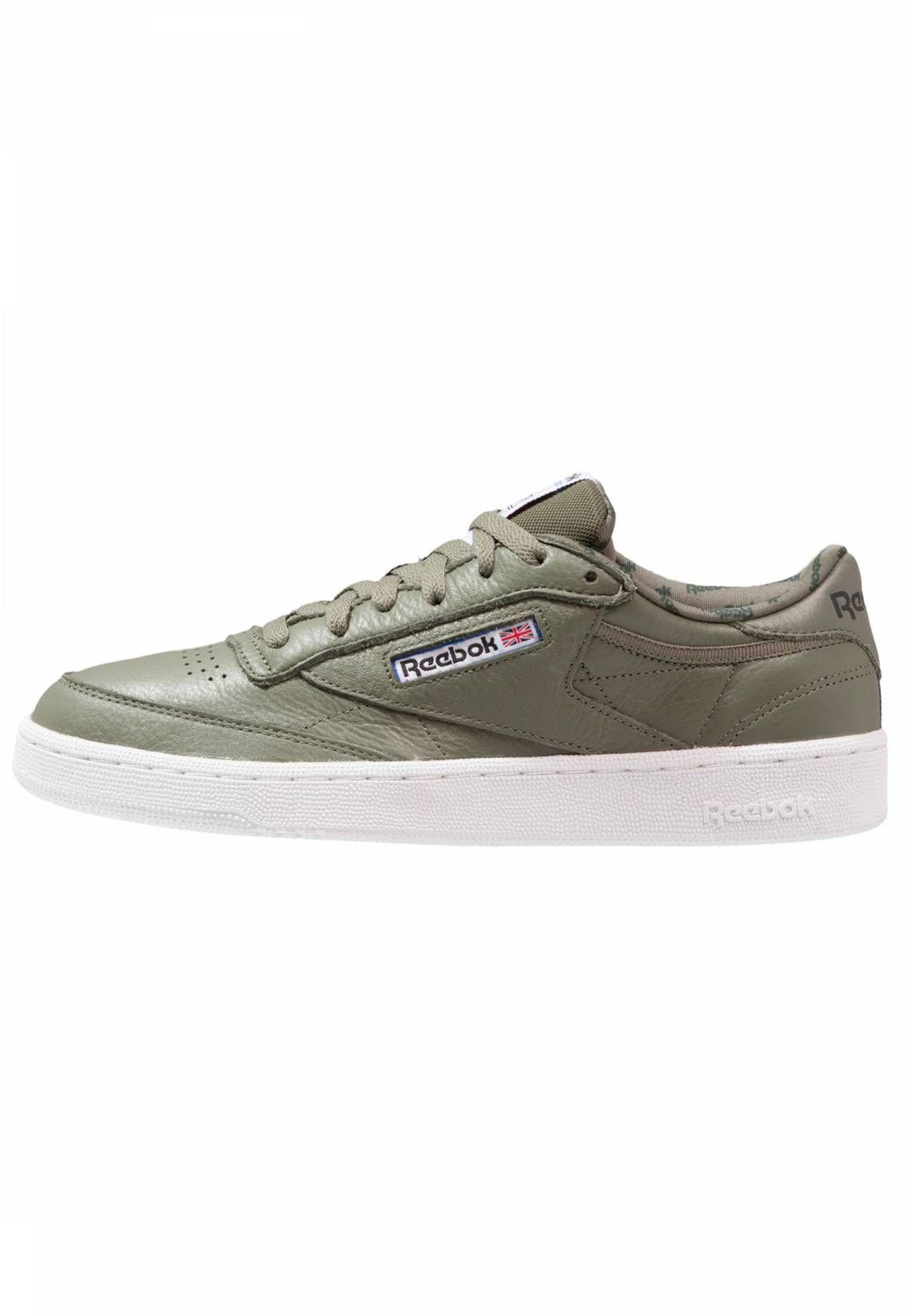 09822847b42 Reebok Classic. CLUB C 85 SO - Sneakers laag - hunter green primal red