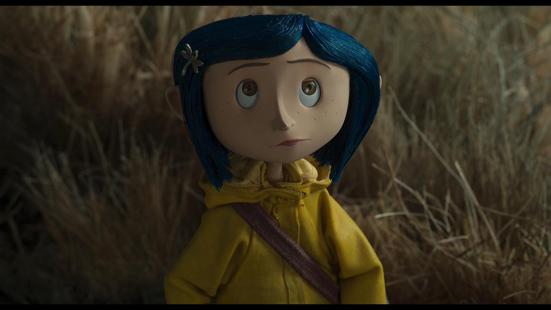 Hows There Coraline Movie Coraline Coraline Jones