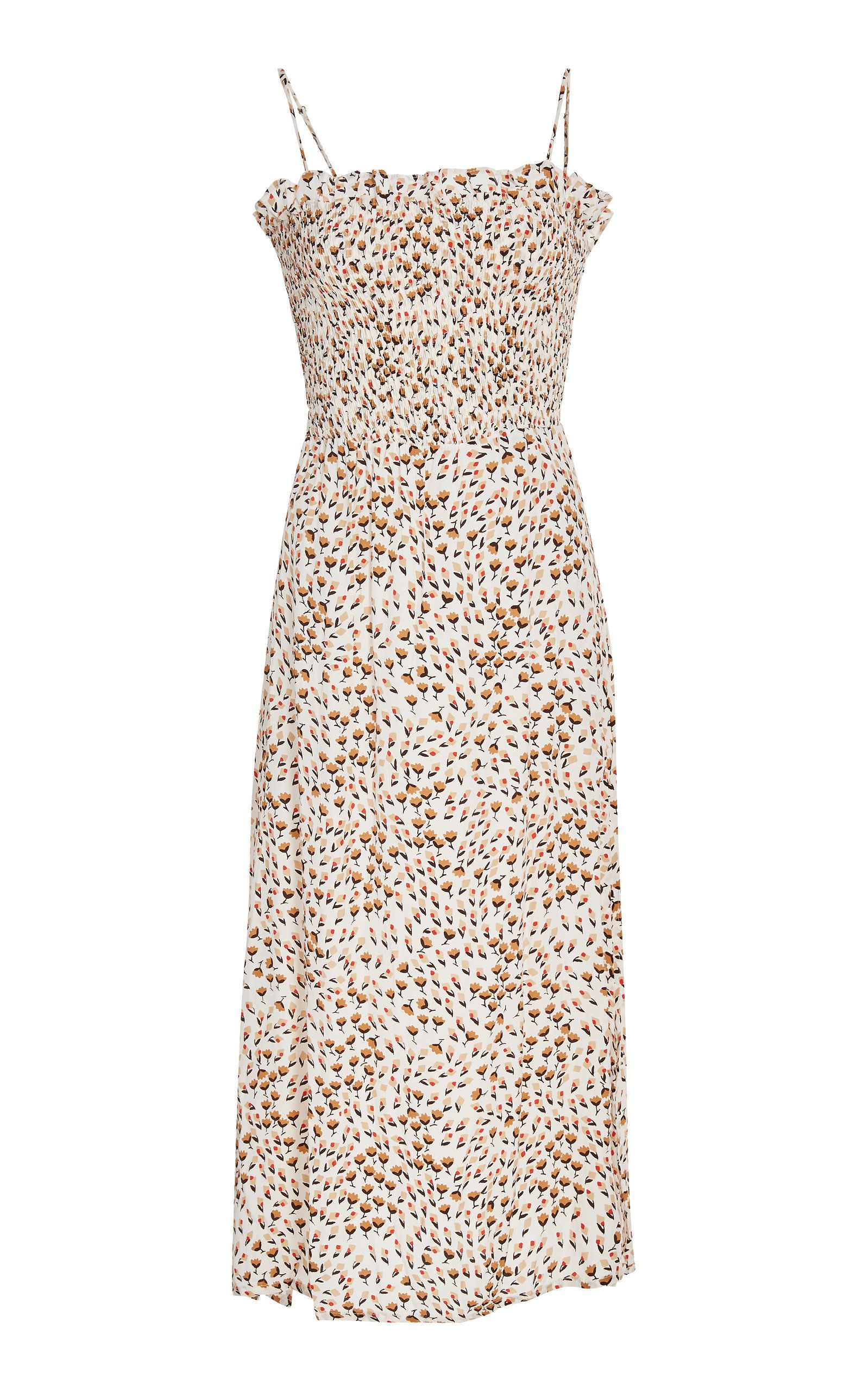 ad431d1f5185 Solange Midi Dress by FAITHFULL THE BRAND Now Available on Moda Operandi