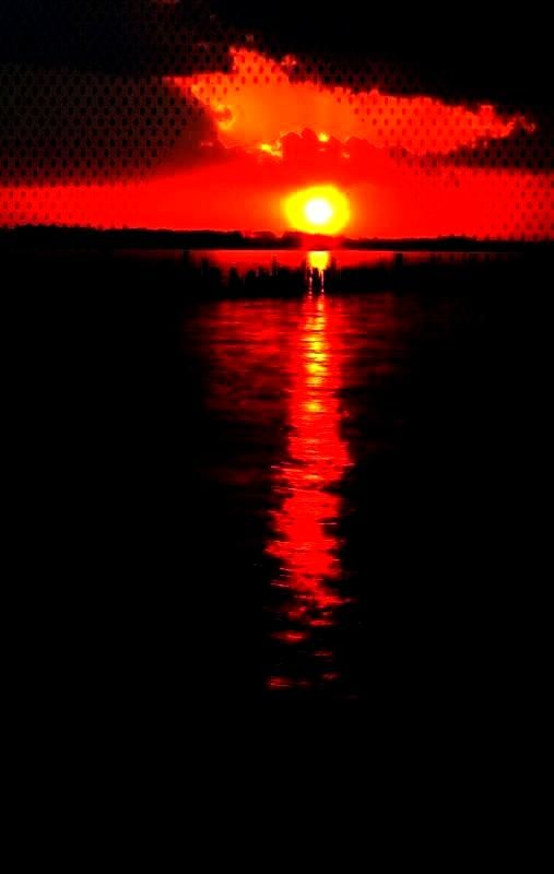 Favorite Sunrises and Sunsets - Phot...Photo Some Favorite Sunrises and Sunsets - Phot... Reflecti