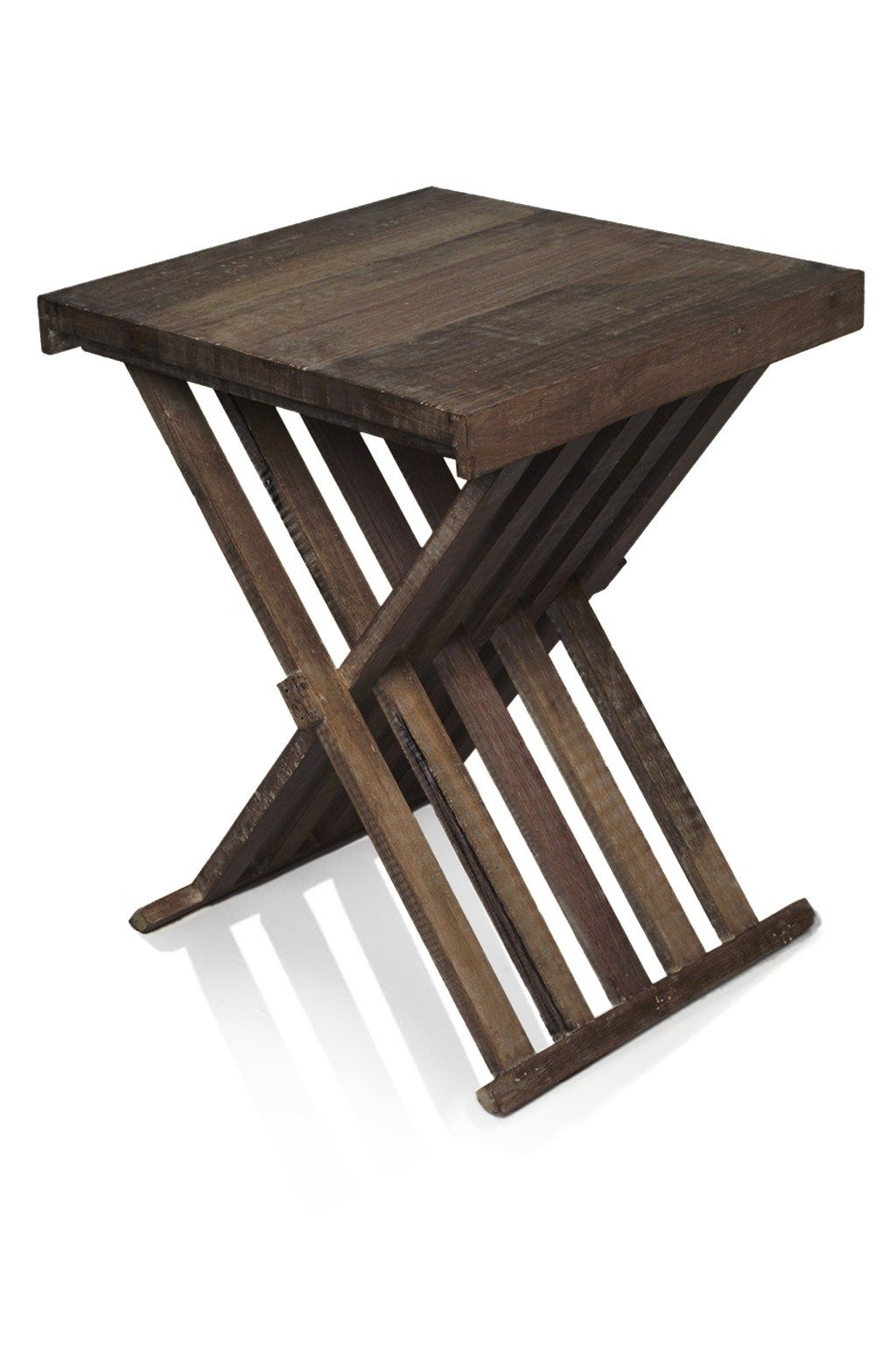 Small Fold Away Coffee Table