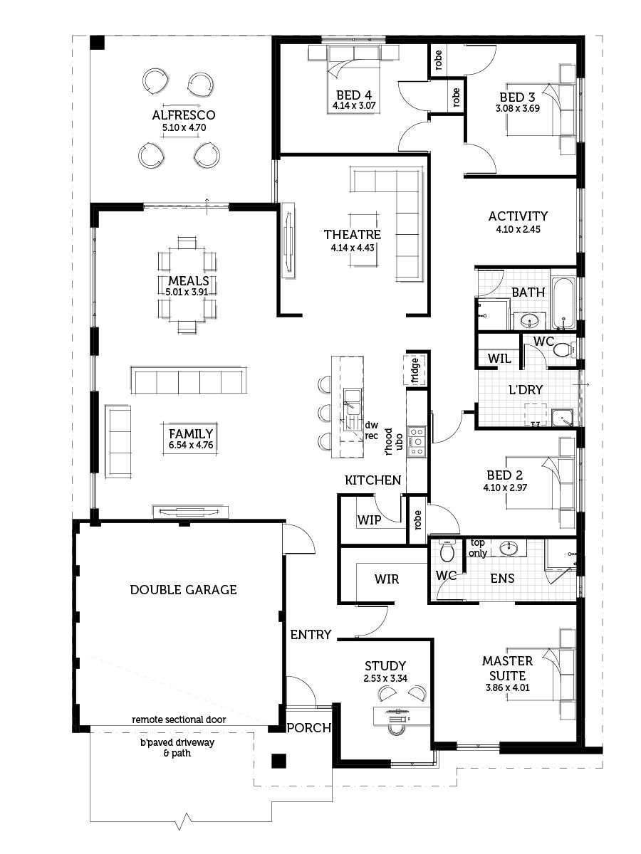 The Infinity On Idesign Smart Homes For Living House Floor Plans Dream Home Design Diy Tiny House