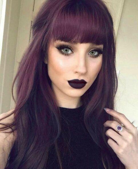 Pin On Coloured Hair