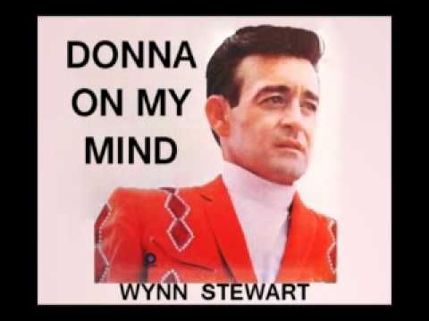 WYNN STEWART - Donna on My Mind (1962)