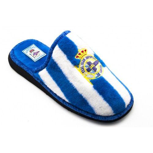 Zapatillas de casa OFICIALES Deportivo de la Coruña