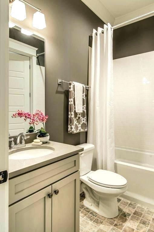 Http Batuakik Info Wp Content Uploads 2019 02 Small Bathroom Colors Neutral Bathroom Colors Small In 2020 Small Full Bathroom Small Bathroom Remodel Elegant Bathroom