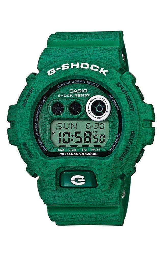 71f40a9fcc37 Reloj Casio G-Shock hombre GD-X6900HT-3ER
