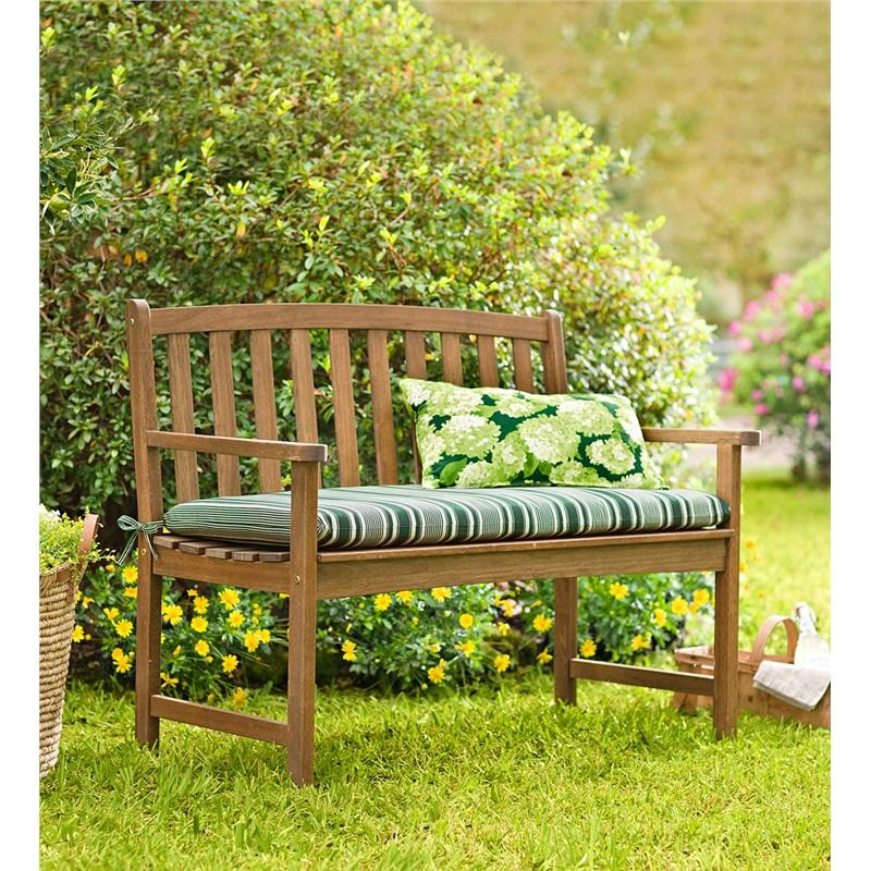 Awesome Our Eucalyptus Wood Bench From Our Lancaster Outdoor Furniture Collection  Is Crafted Genuine FSC Certified Eucalyptus Grandis. Our Bench For Two  Makes For ...
