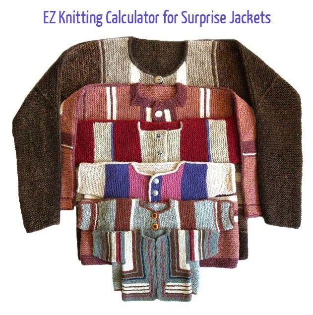 e4f5fb59aeda EZ Knitting Calculator for Surprise Jackets