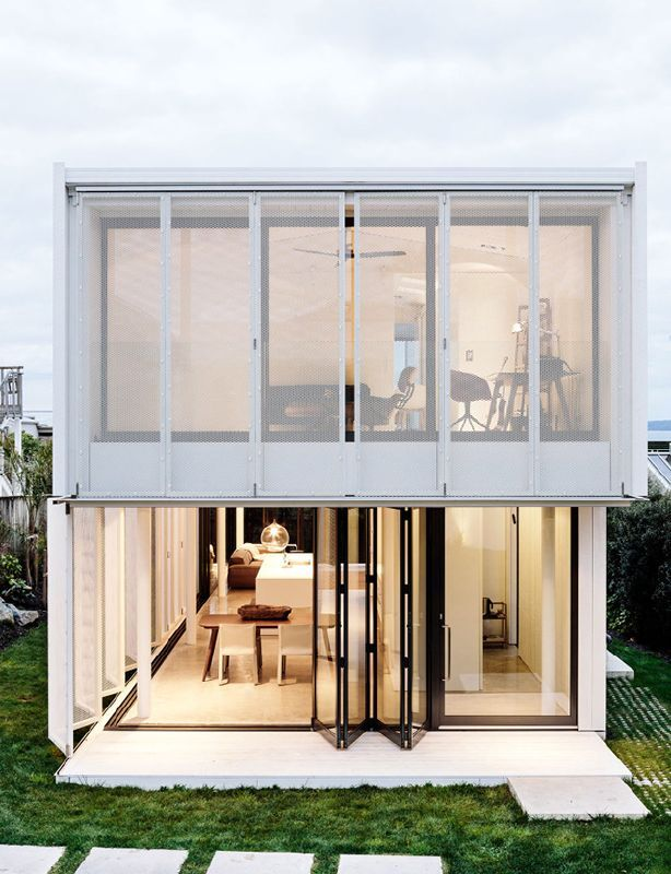 architecture houses interior. Simple Architecture City Beach House By Fearon Hay On Architecture Houses Interior