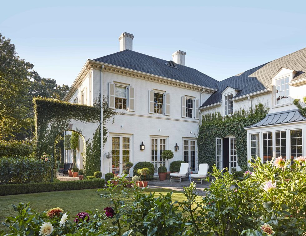 Photo of Inside Caroline Gidiere's Chic Mountain Brook Haven – Thou Swell
