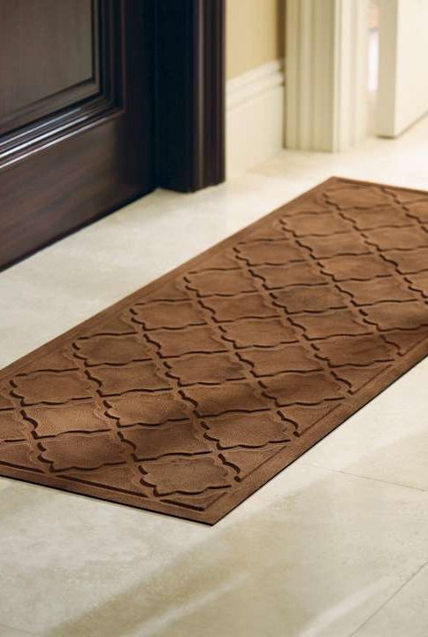 This Door Mat Adds A Decorative Touch To Your Front