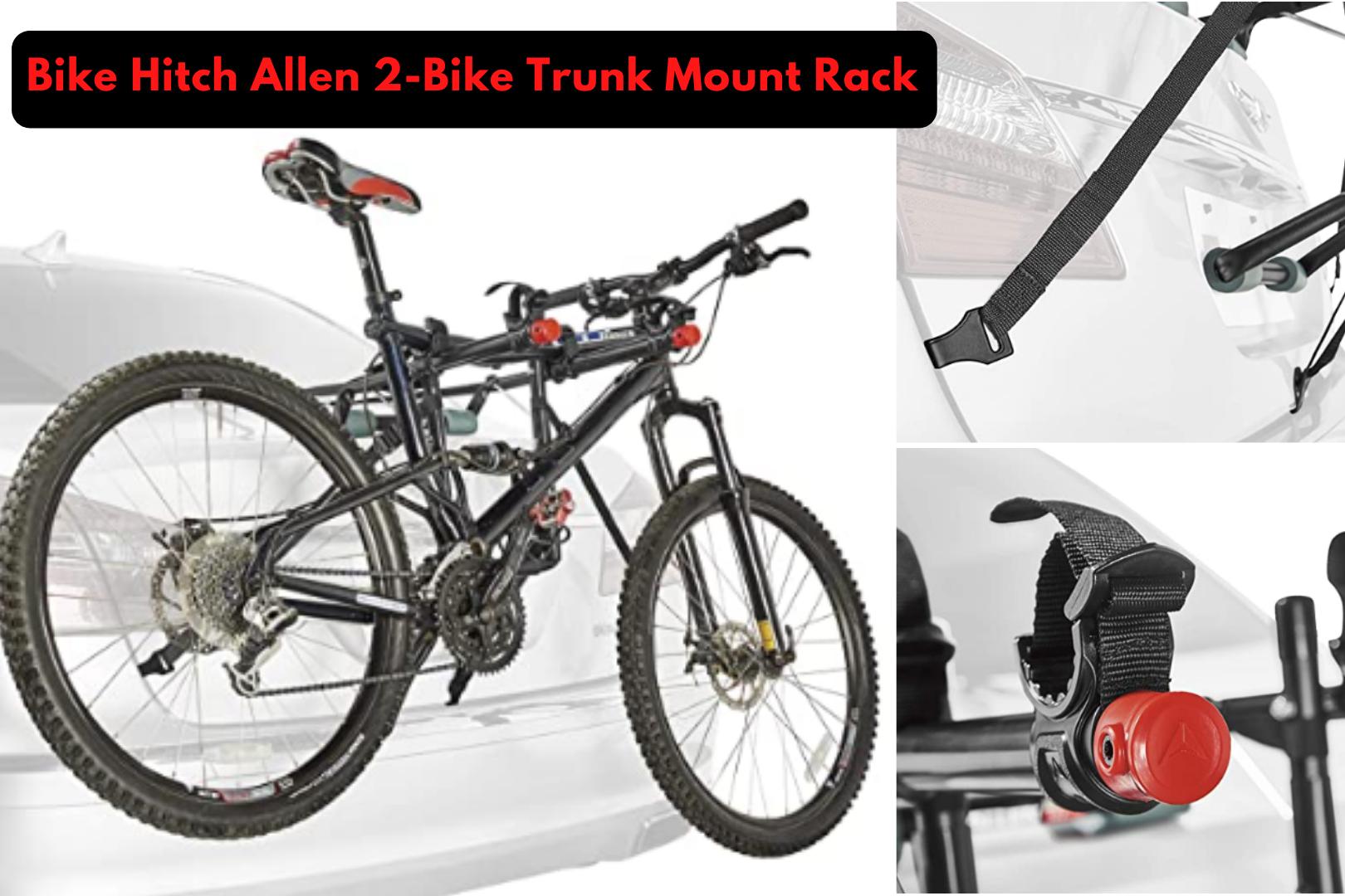bike hitch allen sports 2 bike trunk
