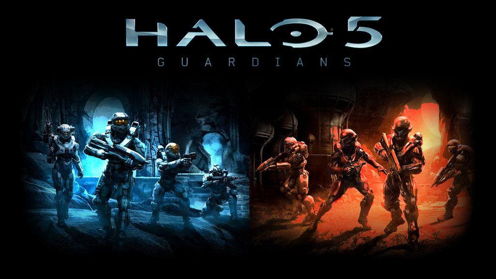Halo 5 Guardians - Desktop Wallpaper by DKnuerr