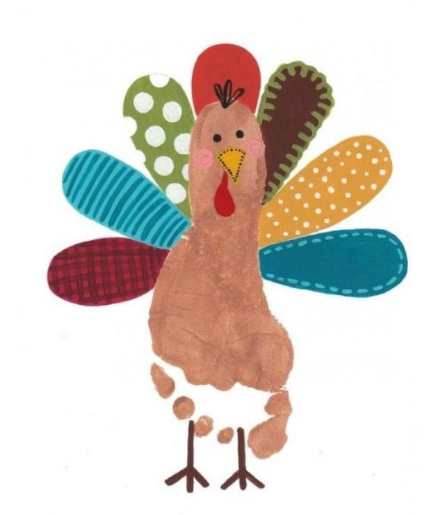 wholesale dealer get cheap footwear Footprint Turkey | Toddler Crafts | Thanksgiving crafts, Footprint ...