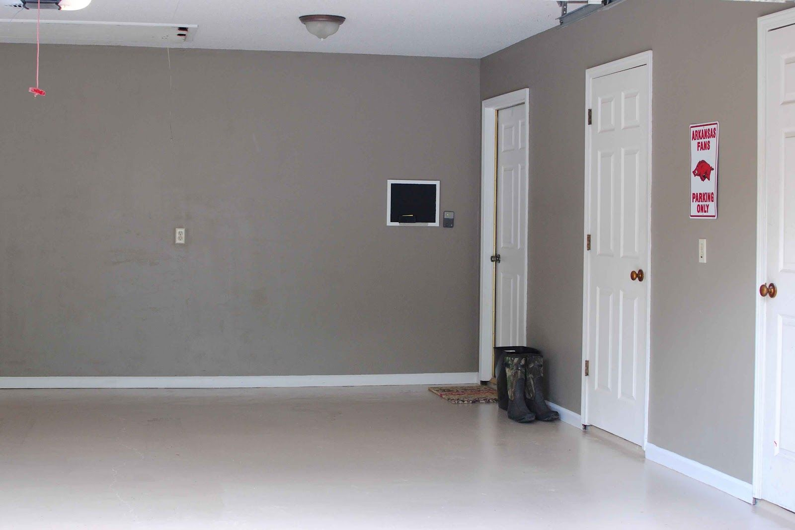 best paint for garage walls home design ideas garage on best wall color for paintings id=73027