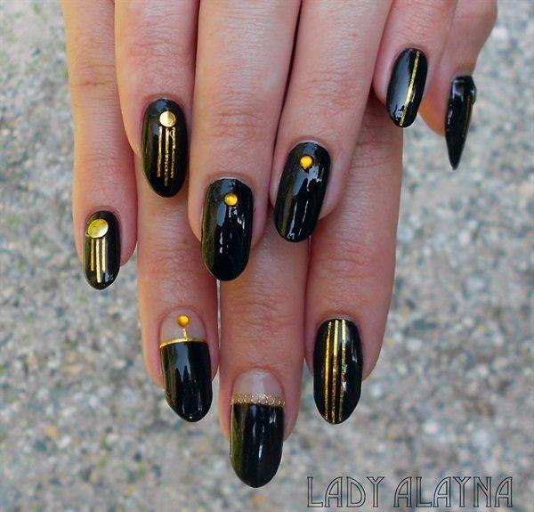 Day 300 Occult Nail Art Nails Magazine