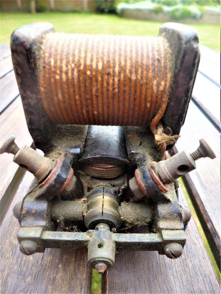 Antique / Old / Vintage Electric Motor / Model | Motor elétrico, MotorPinterest