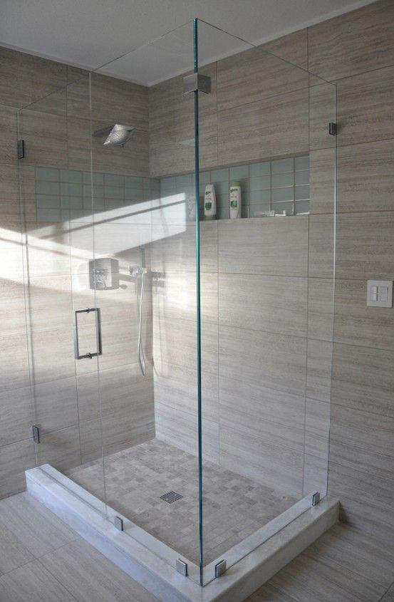 master bath shower doors master bath pinterest badezimmer neubau badezimmer und neubau. Black Bedroom Furniture Sets. Home Design Ideas
