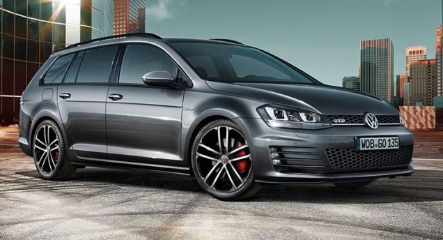 The Golf Gtd Variant Is The Most Jalopnik New Car You Can Imagine Vw Golf Variant Volkswagen Golf Vw Golf