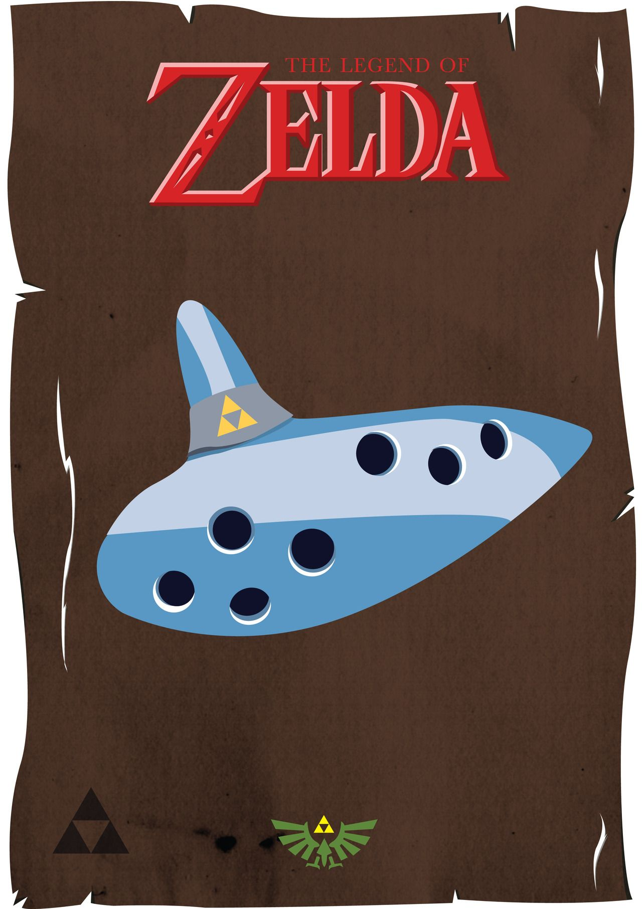 Minimalist Classroom Game ~ Minimalist zelda posters by andy foster legend of