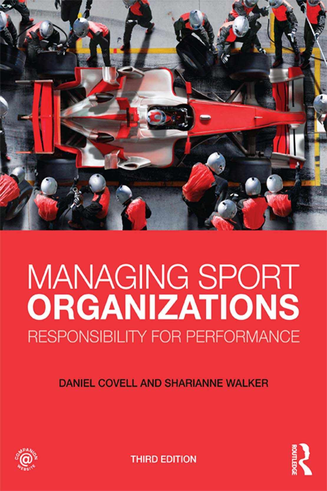 Managing Sports Organizations Responsibility for