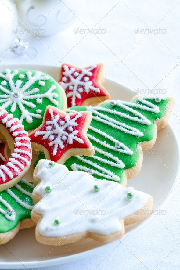 Christmas cookies in 2018 cookies Cookies, Sugar Cookies, Best