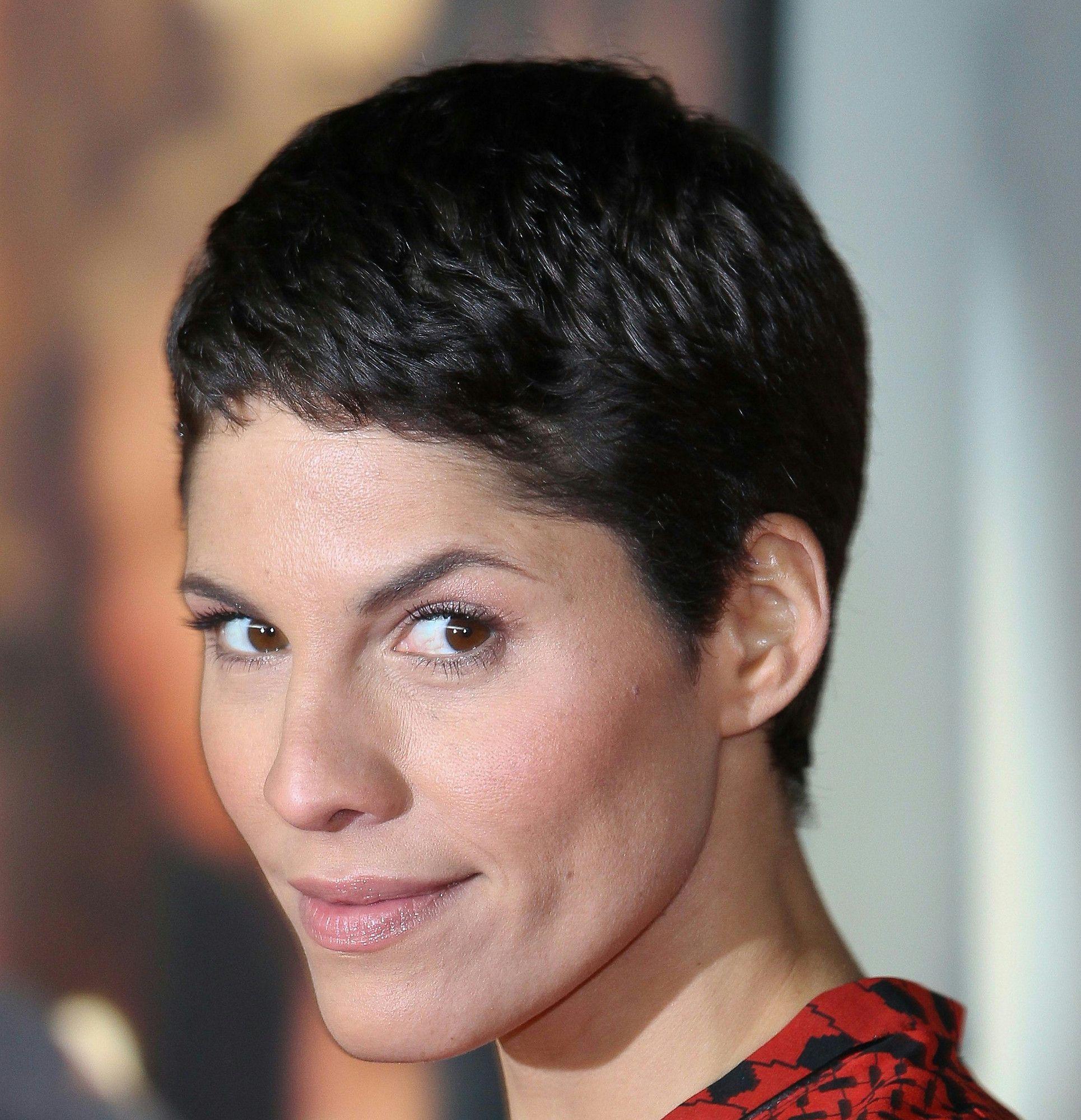 Deutsche Schauspielerin Kurze Haare