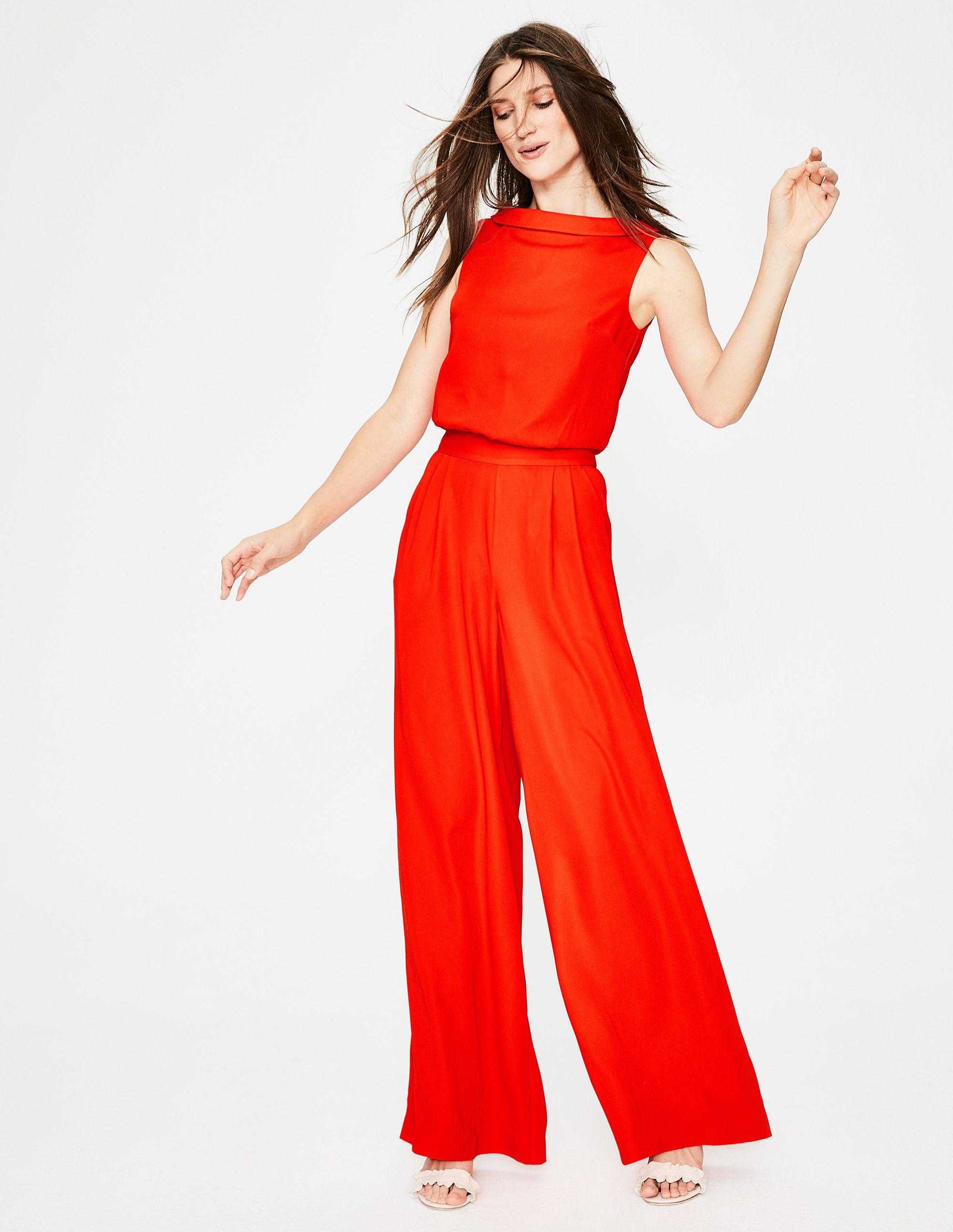 2ae6b6c1635c Clarissa Jumpsuit T0105 Special Occasion Dresses at Boden