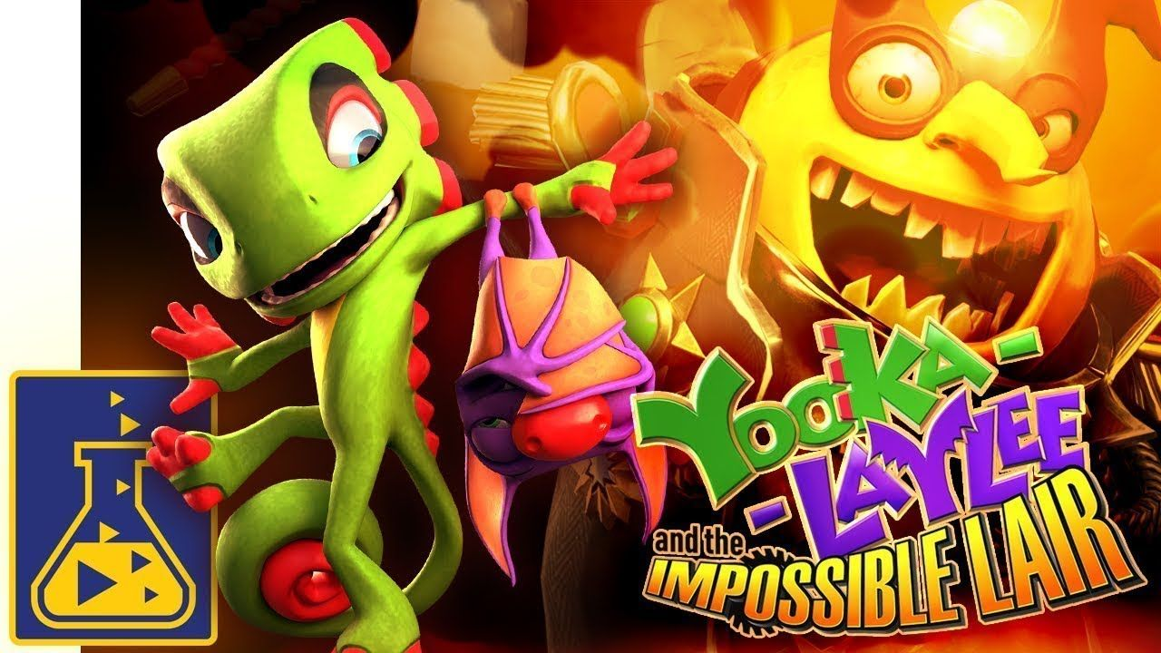 Yooka Laylee And The Impossible Lair Official Trailer 2019