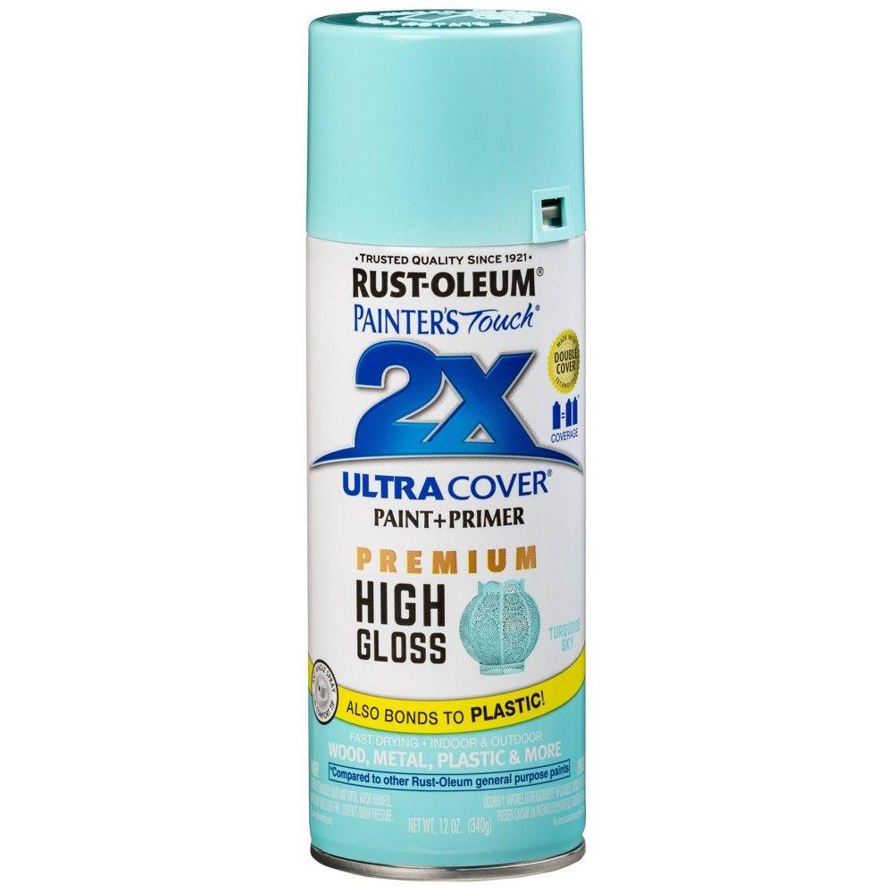 Home Improvement Blue Spray Paint Rustoleum American Accent
