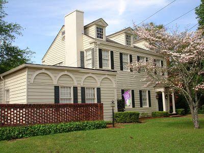 1922 Neel Reid House Macon Ga Traditional Architecture Macon