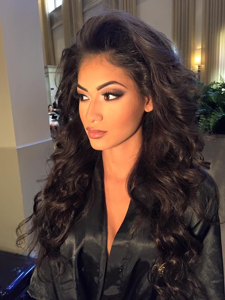 Miss Latina Galaxy 2016 Angel Reyes Angel Was Also 4th