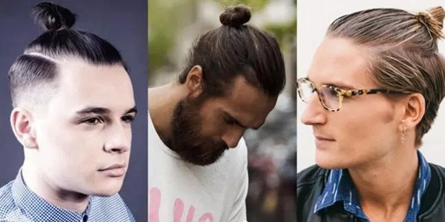 100 Model Rambut Pria Yang Lagi Ngetren Di Tahun 2019 Sesuai Bentuk Wajah Haurgeulis Com Rambut Pria Gaya Rambut Pria Pria Rambut Panjang