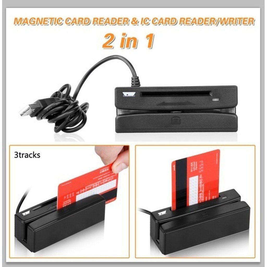 Magnetic Card Reader, Card Reader, Credit