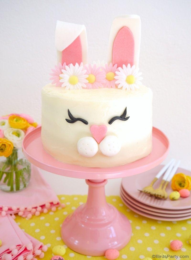 Easter Bunny Cake Recipe Easter Bunny Cake Cake Rabbit Cake