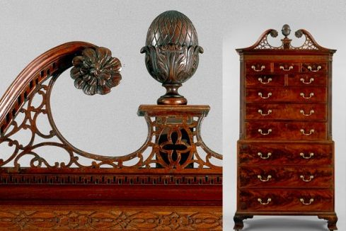 A Rich And Varied Culture The Material World Of The Early South This Wide Ranging New Exhibition Celebrates Art Decor Art Museum Colonial Furniture