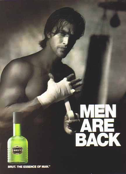 Image result for brut advertisement