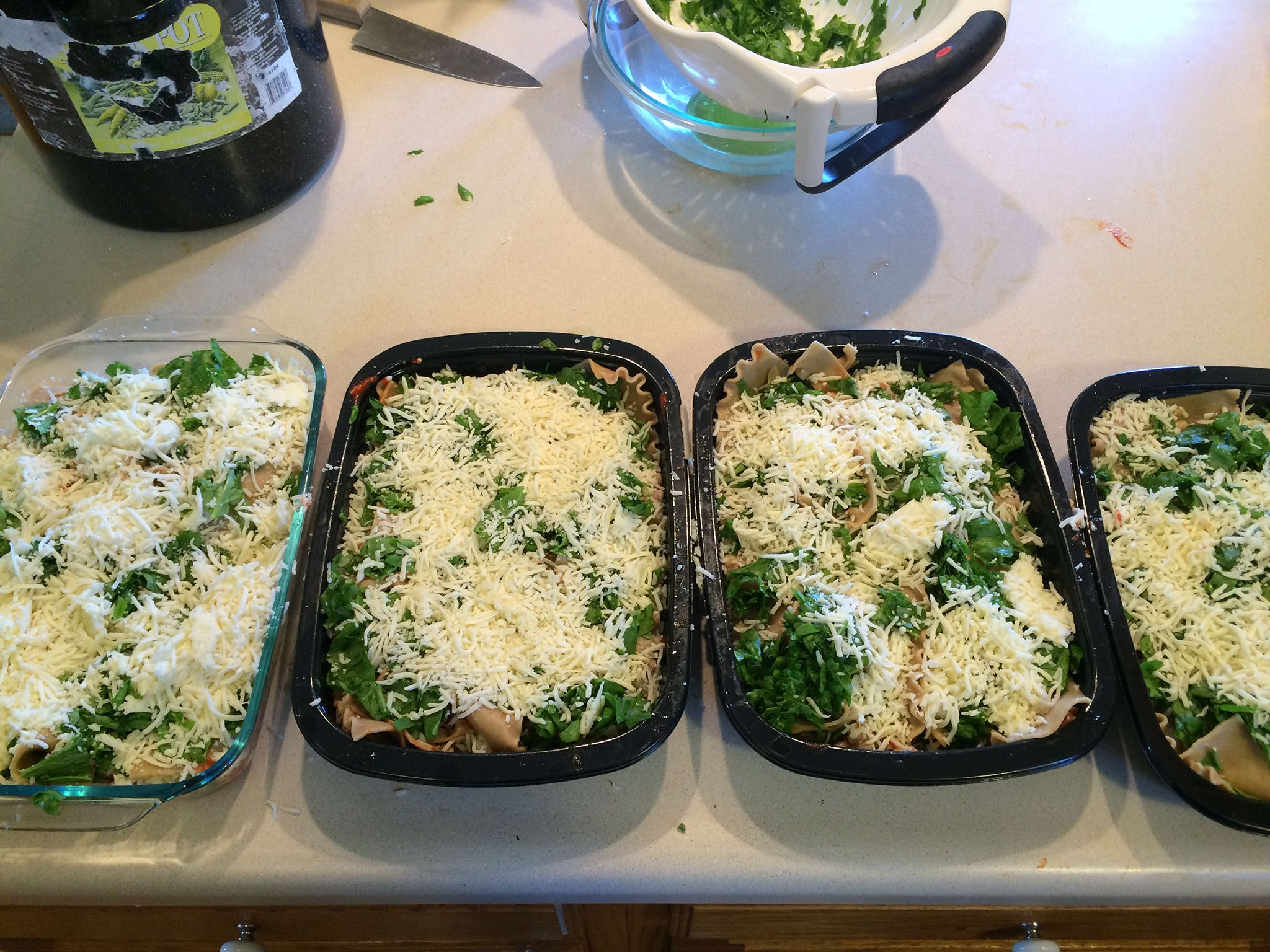 How Making Meals in Advance Saves Time and Money Make
