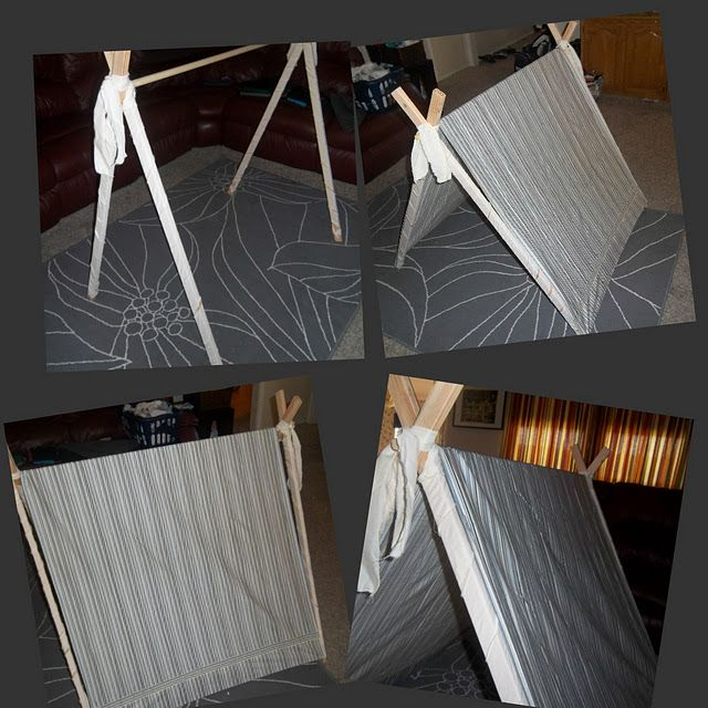 DIY kids play tent $5 to $10..super easy to make. & DIY kids play tent $5 to $10..super easy to make.. | classroom ...