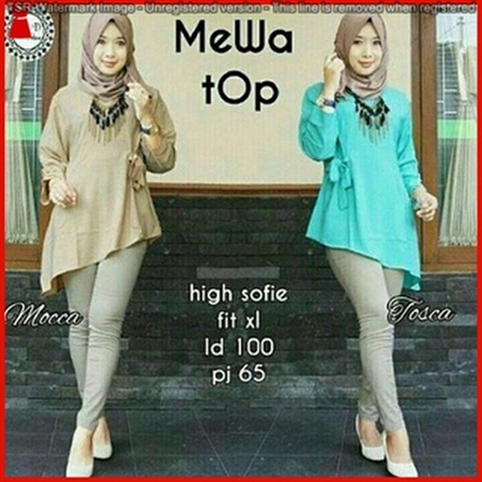 Produk Baju Muslim dan Gamis Wanita Grosir Fashion