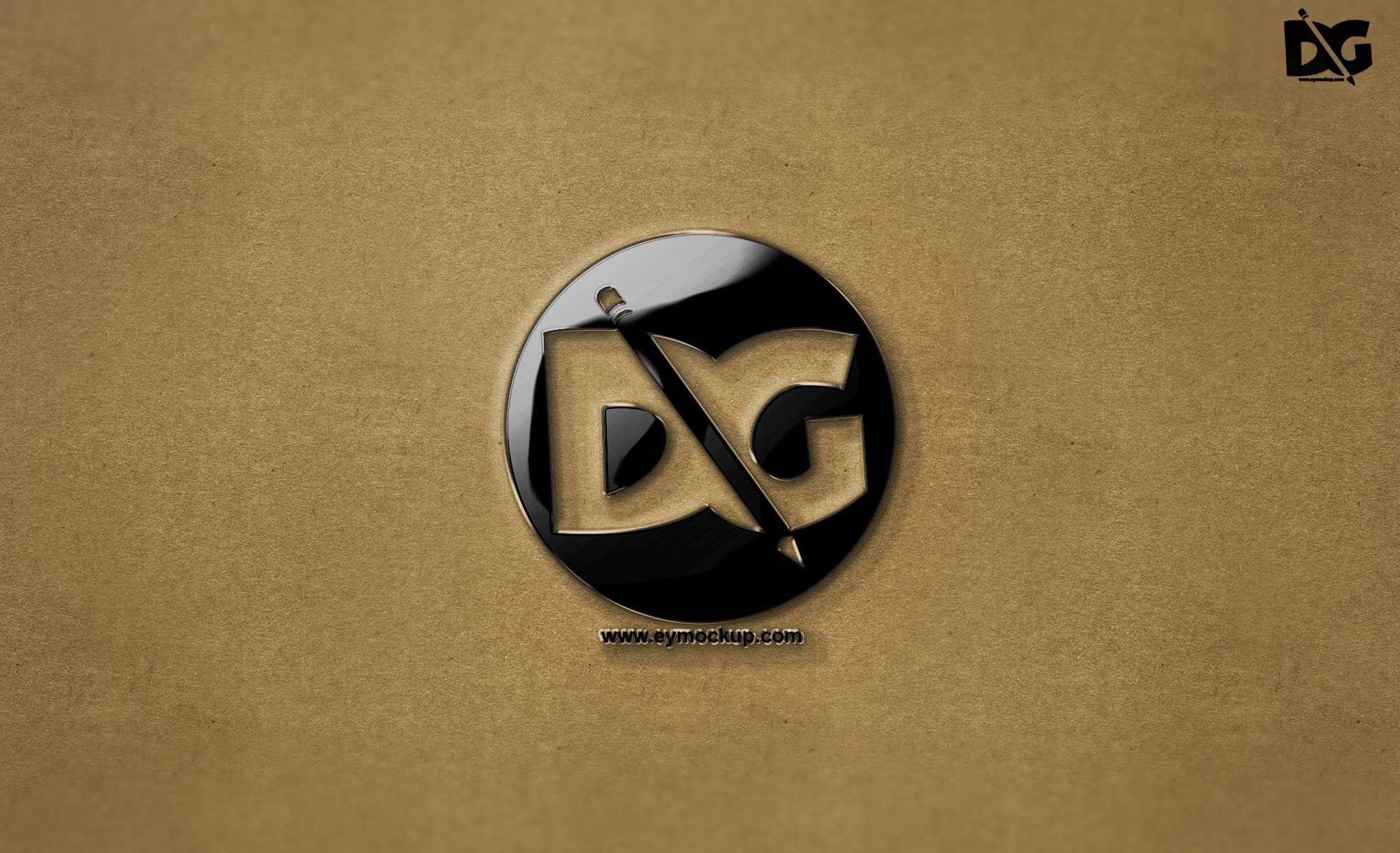 Leather 3d Gold Logo Mockups Branding Download Downloadpsd Free Freemockup Freepsd Freebie Goldlogomock Logo Mockup Logo Design Mockup Mockup Free Psd